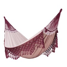 BOSSANOVA Organic Family Cotton Tree Hammock