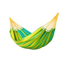 Sonrisa Weatherproof Single Olefin Tree Hammock