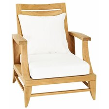 Coupon Limited Lounge Chair with Cushion