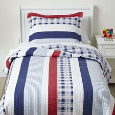 Pride-and-True Quilted Bedding Set