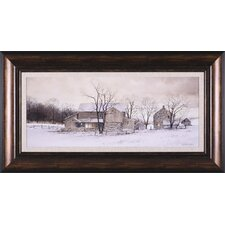Evening Chores by Ray Hendershot Framed Painting Print