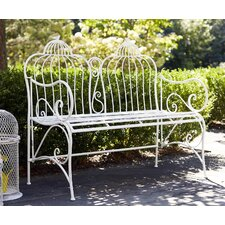 Today Only Sale Metal Garden Bench