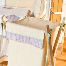 Froggy Lavender Laundry Hamper