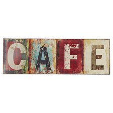 Cafe Wall Décor