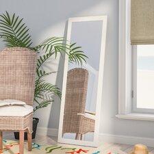 Rectangle White Wall Mirror