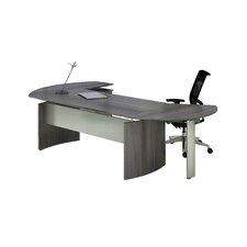 Medina Series L-Shape Executive Desk