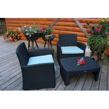 Gardenia Chair with Table Set