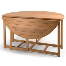 Coos Bay Round Storage Table