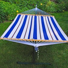 Cool Polyester Hammock with Stand