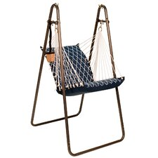 Wonderful Polyester Chair Hammock with Stand