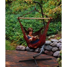 Polyester Chair Hammock with Stand