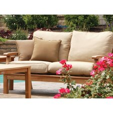 Monterey Deep Seating Loveseat with Cushions