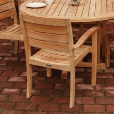 Sedona Stacking Dining Arm Chair