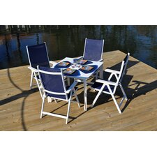 Bargain Basic Plus 5 Piece Dining Set