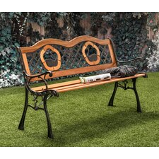 Trumpeter Outdoor Garden Bench