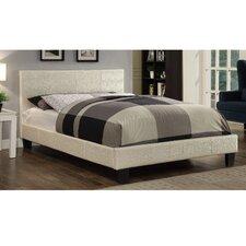 Assanta Upholstered Platform Bed  Hokku Designs