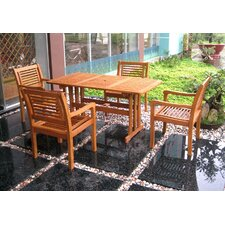 Montoro 5 Piece Dining Set