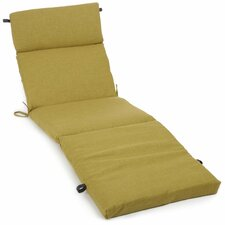 Modern Outdoor Chaise Lounge Cushion