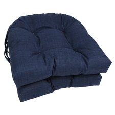Outdoor Lounge Chair Cushion (Set of 2)