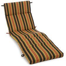 Lyndhurst Outdoor Chaise Lounge Cushion