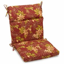 Passion Outdoor Adirondack Chair Cushion