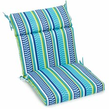 Pike Outdoor Adirondack Chair Cushion