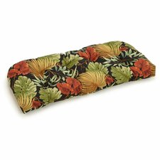 Tropique Outdoor Loveseat Cushion