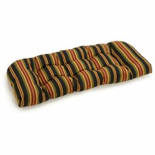 Lyndhurst Outdoor Loveseat Cushion