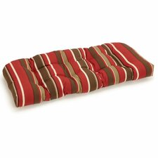 Monserrat Outdoor Loveseat Cushion
