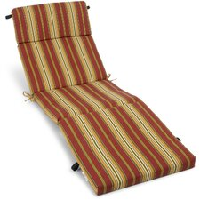 Kingsley Outdoor Chaise Lounge Cushion