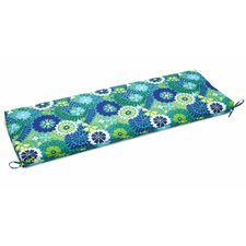 Blazing Needles Outdoor 63-inch Patio Bench Cushion