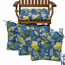 Skyworks Outdoor Adirondack Chair Cushion (Set of 4)