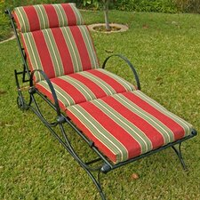 Monserat Outdoor Chaise Lounge Cushion