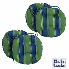 #2 Outdoor Patio Chair Cushion (Set of 4)
