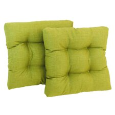 Outdoor Patio /Chair Cushion (Set of 2)