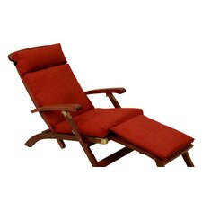 Soft Home Furnishings Outdoor Chaise Lounge Cushion