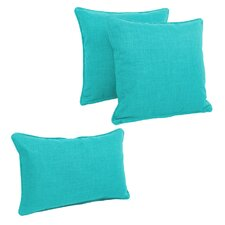 Corded Outdoor Pillow Set
