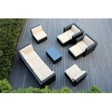 Ohana 10 Piece Deep Seating Group with Cushions