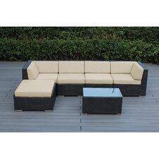 Ohana 6 Piece Deep Seating Group with Cushion