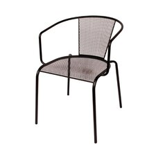 Verona Stacking Dining Arm Chair