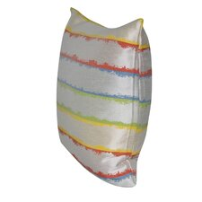 Hazy Stripes Indoor/Outdoor Throw Pillow