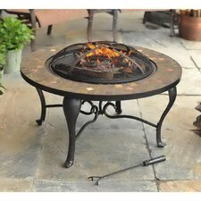 Sumpter Steel Wood Fire Pit