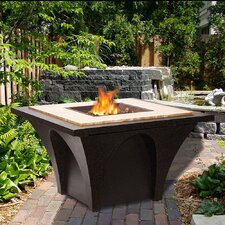 Revel Stone Fire Pit Table