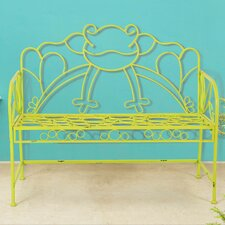 Tatyana Iron Garden Bench