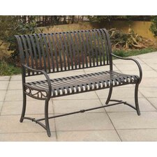 Cool Stratford Steel Garden Bench