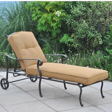 Largemont Chaise Lounge with Cushion