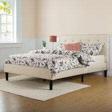 Cody Upholstered Platform Bed  Zipcode™ Design