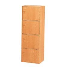 Micheal 4 Door Storage Cabinet