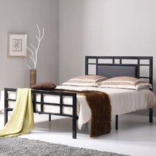Bruce Upholstered Platform Bed  Zipcode™ Design