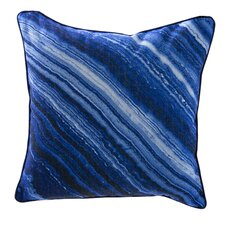 Read Reviews Marble Linen Throw Pillow